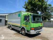 Kamión Mercedes Atego 1018 Atego Koffer dodávka ojazdený