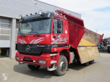 Camión volquete volquete trilateral Mercedes Actros 3348 AK 6x6 3-Achs Allradkipper Bordmatik