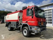 Kamión Mercedes Actros 1846 BB Tankwagen Unten. ESTERER 14.200 L cisterna uhľovodíky ojazdený