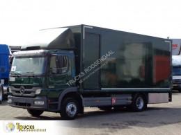 Camión Mercedes Atego 1218 furgón usado