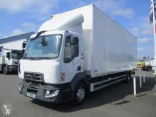 Camión Renault Gamme D 250 furgón caja polyfond usado