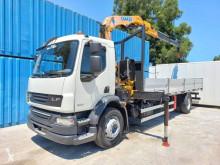 Camião DAF LF55 estrado / caixa aberta estandar usado