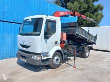 Camión volquete volquete trilateral Renault Midlum 180.15
