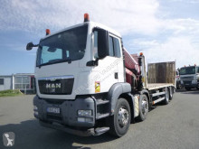 Camión portamáquinas MAN TGS 32.360