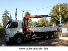 Camión Volvo FM 320/6x4/KRAN PK 16502 volquete usado