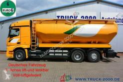 Caminhões cisterna pulverulente Mercedes Actros Actros 2545 Spitzer Silo 31 m³ 4 Kammern 1.Hand