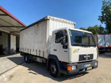 Camión MAN 8.163 lona corredera (tautliner) usado