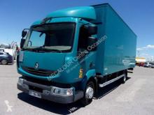 Kamión dodávka dvojitá podlaha Renault Midlum 220.12