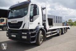 Camião Iveco Stralis AD 320 S 36 X/PS porta máquinas usado