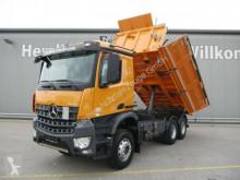 Camión Mercedes Arocs Arocs 2645 BB 6x4 Meiller Kipper*Bordmatik*Klima volquete volquete trilateral usado