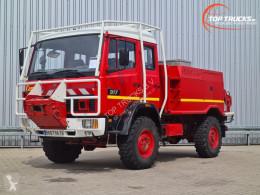 卡车 消防车 奔驰 917