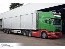 Kamión Scania R pohyblivá podlaha ojazdený