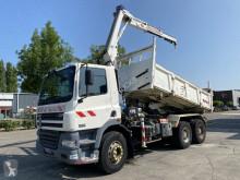 DAF CF 85.380 truck used flatbed