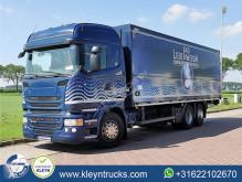 Камион Scania R 410 фургон втора употреба