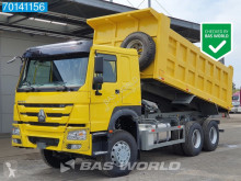 Camion HOWO 371 NEW! Manual Big-Axle 19m3 Steelsuspension benne neuf