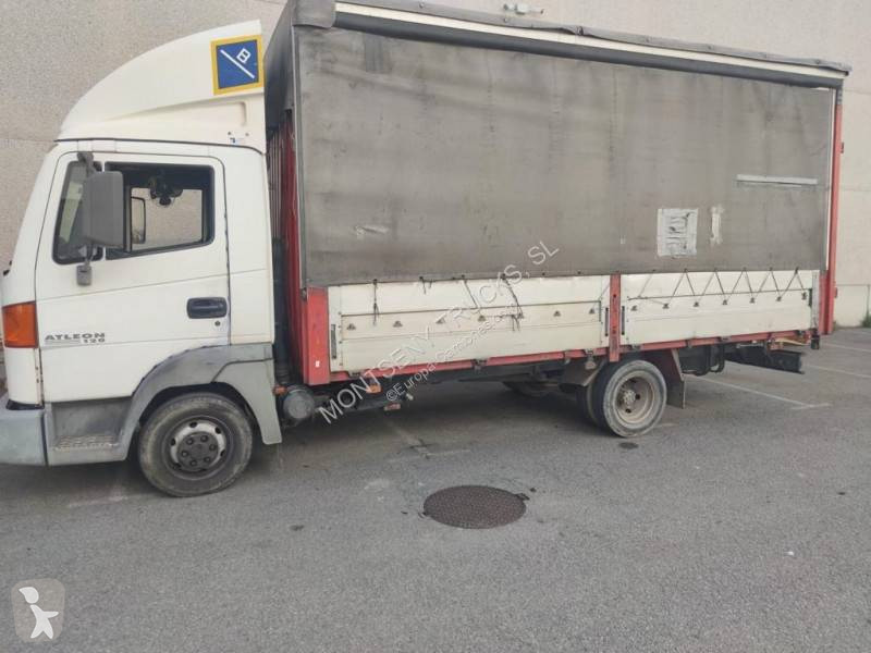 View images Nissan Atleon 120.56 truck