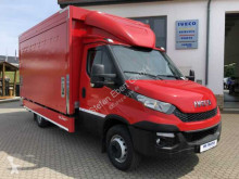 Iveco Daily Daily 70 C 18 A8 Getränkepritsche Schiebepl. RFK rideaux coulissants (plsc) occasion