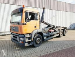 Camión MAN TGA 26.363 FDC 6x4 BB 26.363 FDC 6x4 BB eFH. Gancho portacontenedor usado