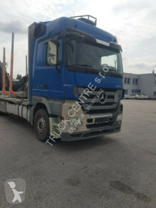 Kamion Mercedes ACTROS 2546,EURO 5,6x2,RETARDER+TRAILER MULLER použitý