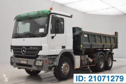 Ciężarówka wywrotka dwustronny wyładunek Mercedes Actros