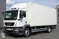 Camión MAN TGM 15.250 TGM Plywood-Koffer LBW AHK Klima furgón usado