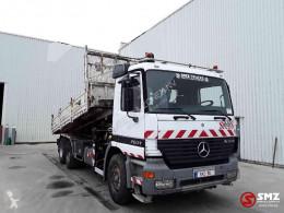 Camión volquete Mercedes Actros 2631