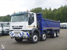 Camion benne Iveco AD340T36 RHD Steel tipper 18m3