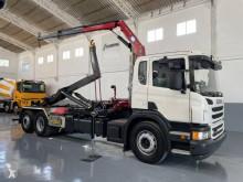 Lastbil flerecontainere Scania P 400
