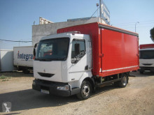 Caminhões Renault Midlum 180 DCI cortinas deslizantes (plcd) usado