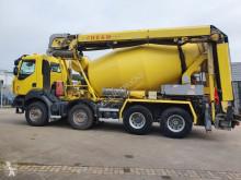 Ciężarówka Renault Kerax 460 betonomieszarka używana
