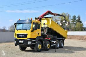 Kamión MAN TGS 33.400 korba dvojstranne sklápateľná korba ojazdený