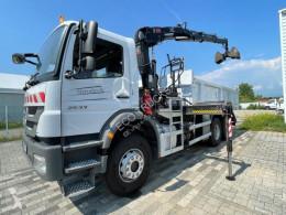 Camion Mercedes Axor 2633 bi-benne occasion