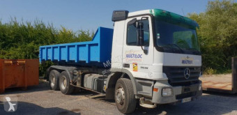 Mercedes Actros 2636 truck used hook lift