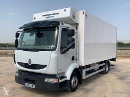 Teherautó Renault MIDLUM 220.12 DXI használt hűtőkocsi