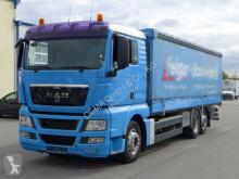 Camión MAN TGX TGX 26.360*XL*Euro5*Schalter*6x2*L lona corredera (tautliner) usado