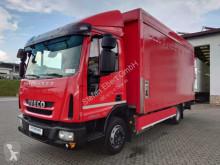 Kamión Iveco Eurocargo Eurocargo ML120EL21 Getränkepritsche+LBW dodávka dodávka pivovaru ojazdený