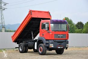 Camion MAN Tga 18.390 Kipper / 4x4 * TOPZUSTAND ! benne occasion