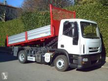 شاحنة حاوية قلابة ذات تفريغ خلفي وجانبي Iveco Eurocargo 120 E 18