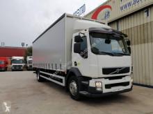 Volvo függönyponyvaroló teherautó FL 260