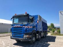 Camion aspirapolvere Scania R 420