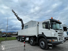Ciężarówka platforma standardowa Scania P 380
