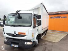 Kamión plachtový náves Renault Midlum 220.12 DXI
