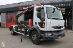 Camion Renault Midlum porte containers occasion