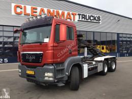 卡车 集装箱运输车 曼恩 TGS 26.480