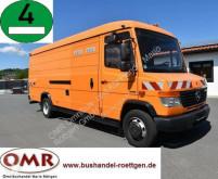 Mercedes 816 D/Werkstatt/Hochdruckreiniger/ camion autospurgo usato