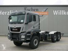 Камион шаси MAN TGS TGS 33.510 6x6B*Einzelbereift*Intarder*Wo