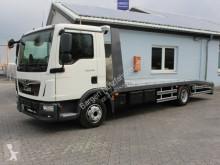 Камион MAN TGL TGL 8.190 BL Autotransporter AHK 3.5t, Luftfed. автовоз втора употреба