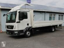 Camión caja abierta teleros MAN TGL TGL 8.190 BL Pritsche 6.10m Maul AHK 2019