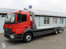 Lastbil Mercedes Atego Atego 1224 Autotransporter Maschinentransporter maskinbæreren brugt