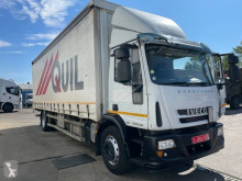 Iveco Eurocargo 190 E 28 P tector truck used tautliner